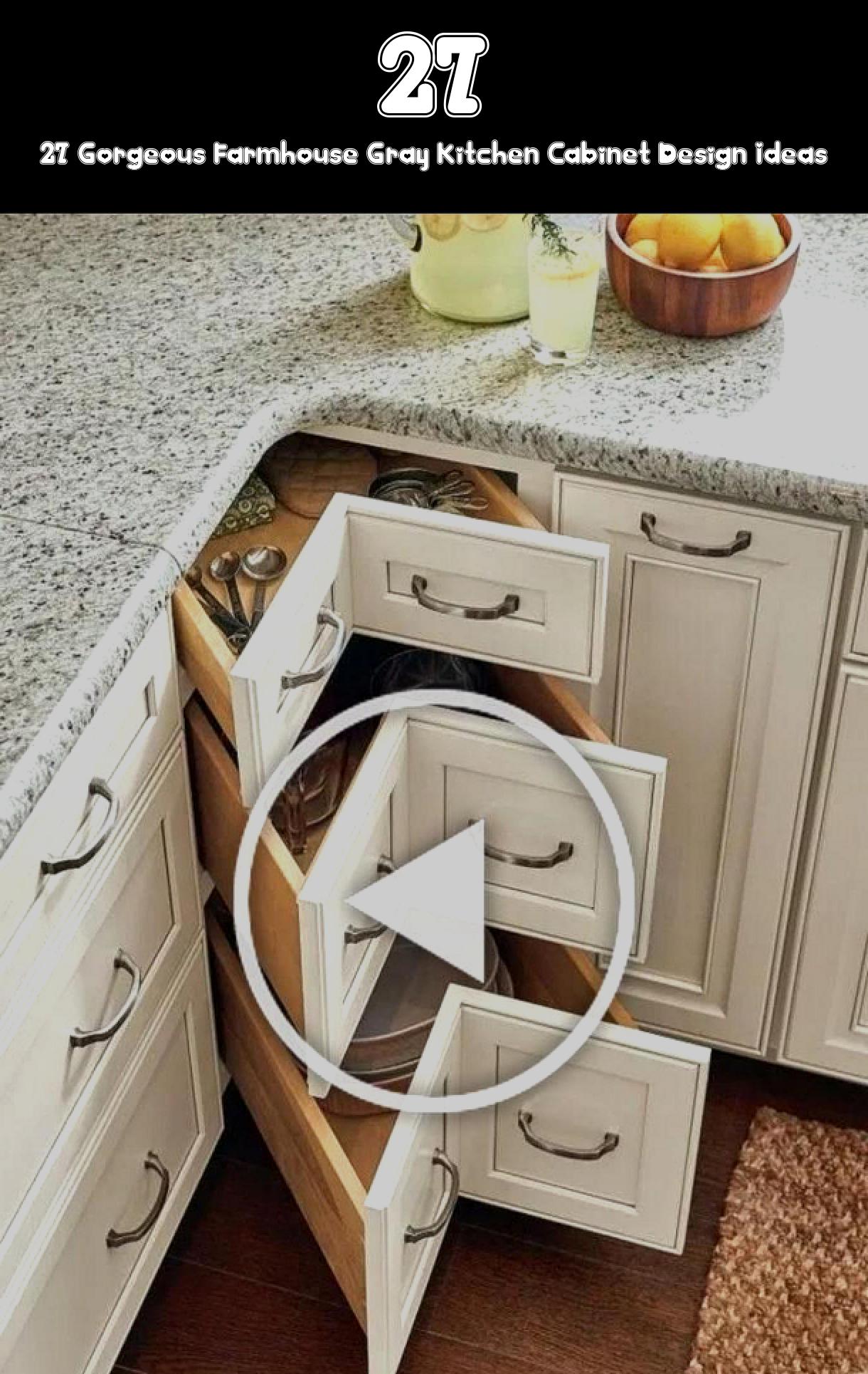 Tumblr In 2020 Rustic Storage Kitchen Cabinet Design Grey Kitchen Cabinets