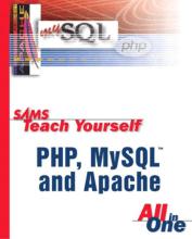 Sams Teach Yourself Php Mysql All In One Apache Books Ebooks