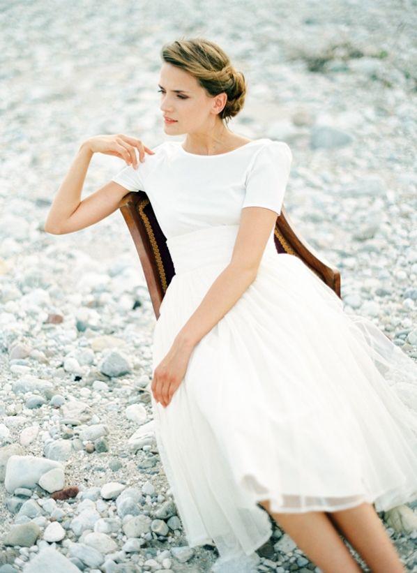 Hochzeitskleider gemacht für modern romantische Bräute | Elfenkleid ...