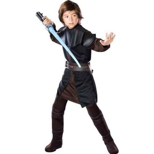 anakin skywalker jedi deluxe star wars kids costumes halloween costumes cosplay costumes cosplay sc 1 st pinterest