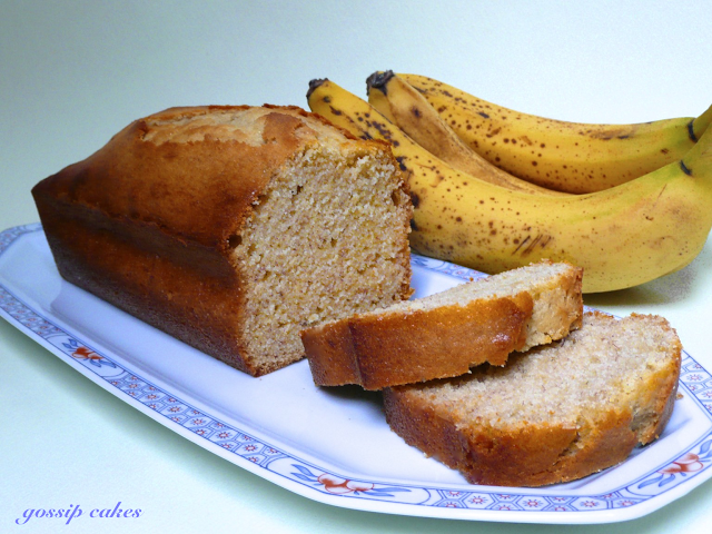 gossip cakes: Spotted: Banana Bread from NY - Le Cake ultra moel...
