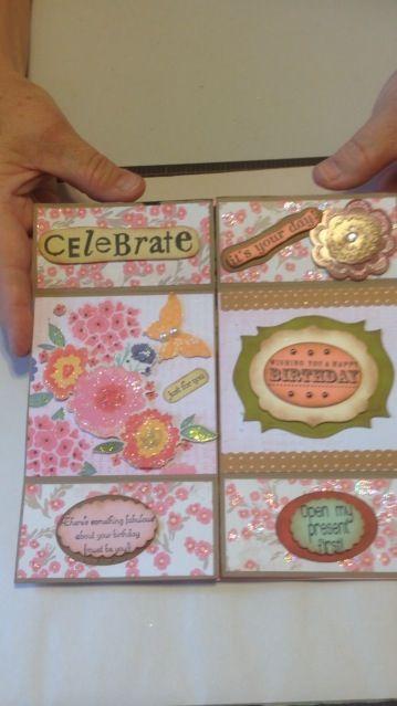 Never Ending Birthday Card Never Ending Cards Pinterest Never