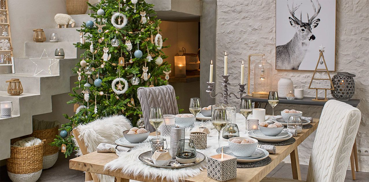 decoration - noel - maisons du monde - action ...