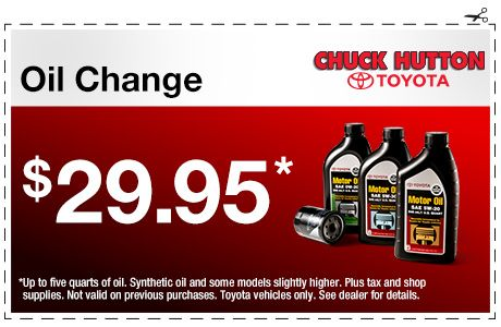 R And H Toyota Service Coupons #3