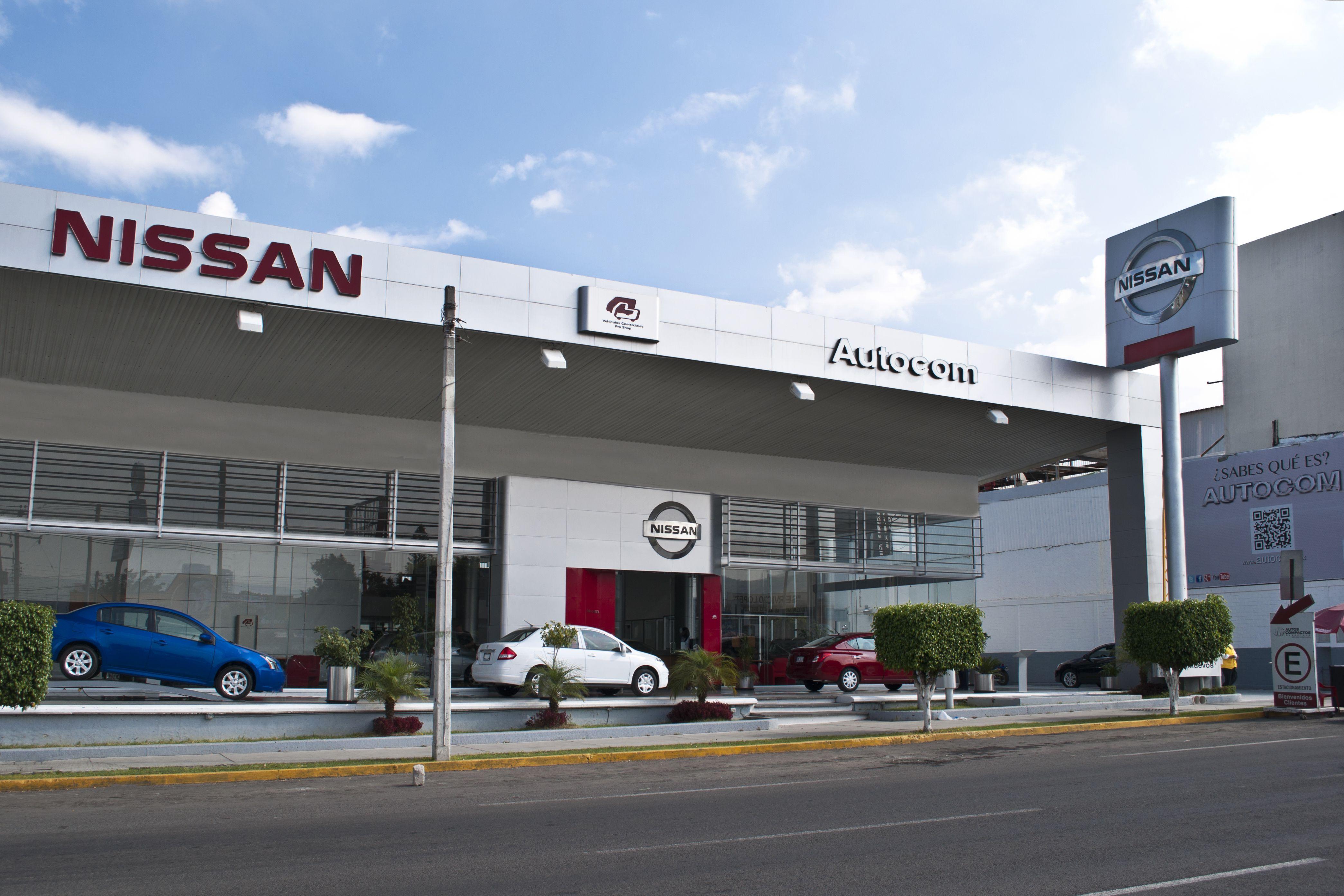 Nissan Autocom Queretaro Constituyentes Te Esta Esperando Www