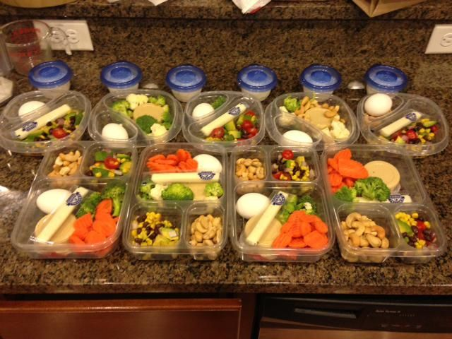 Fitness Food | How to prepare healthy meals for the week!