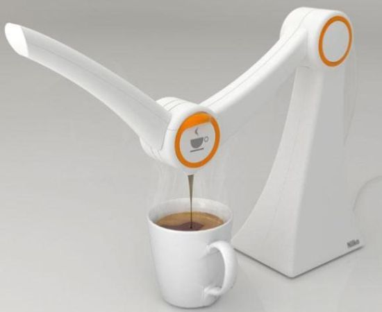 IMO Coffee Maker Enriches The Making Experience