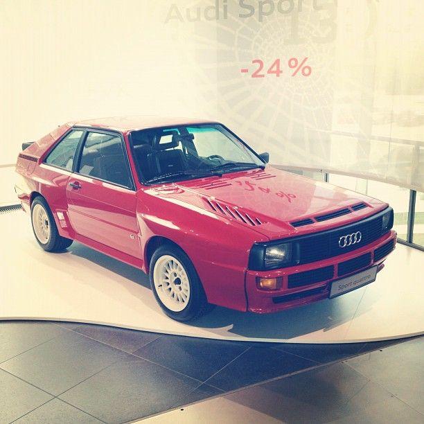 Vehiculos Deportivos Audi Sport Quattro: Coches Clásicos, Autos Y Coches