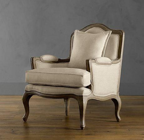 Charmant Suzie: Seating   Marseilles Chair | Upholstery | Restoration Hardware    Chair