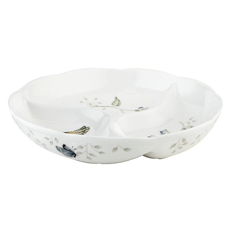 Lenox Butterfly Meadow Divided Dish - 6444681