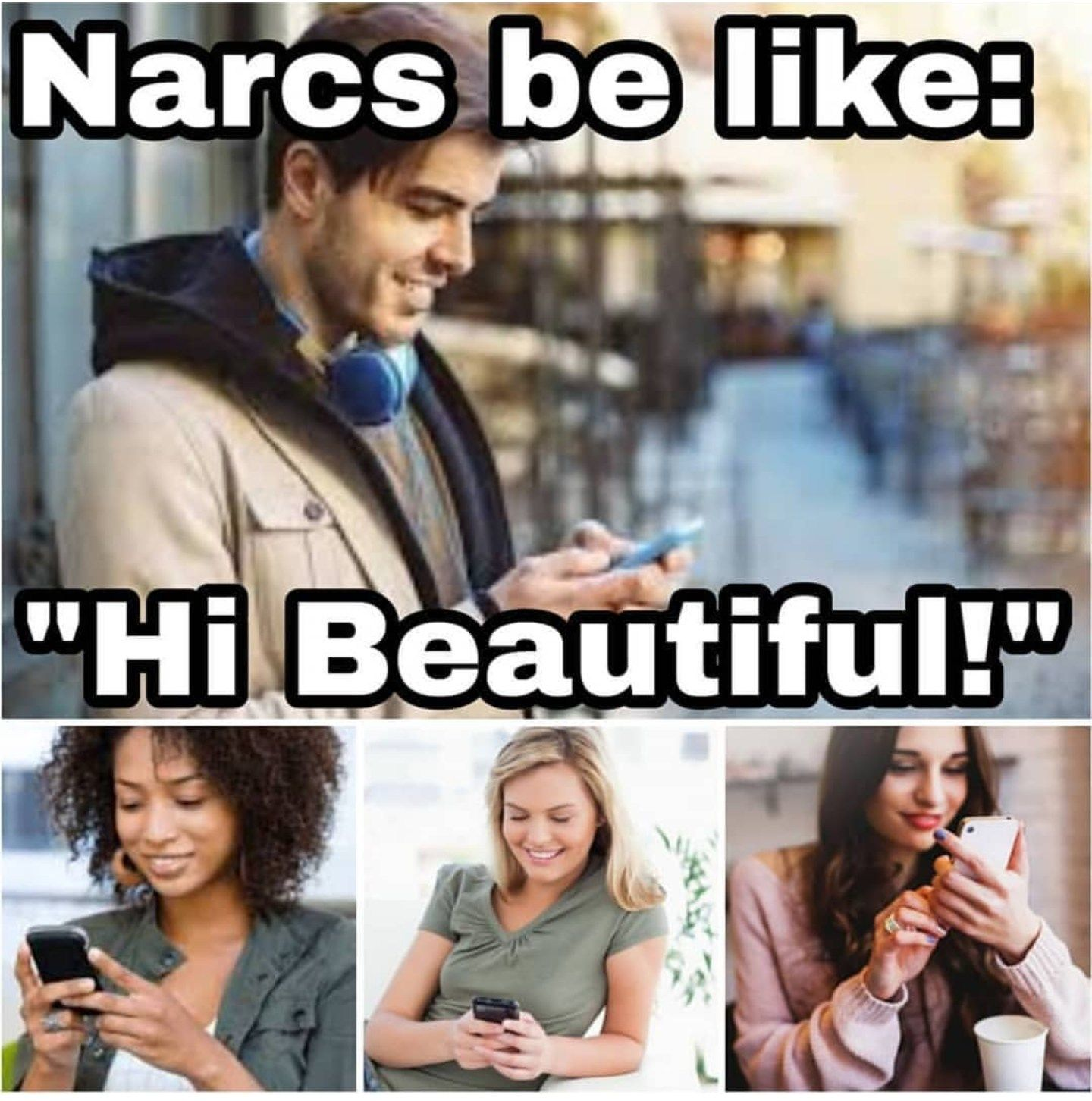 somatic narcissist female