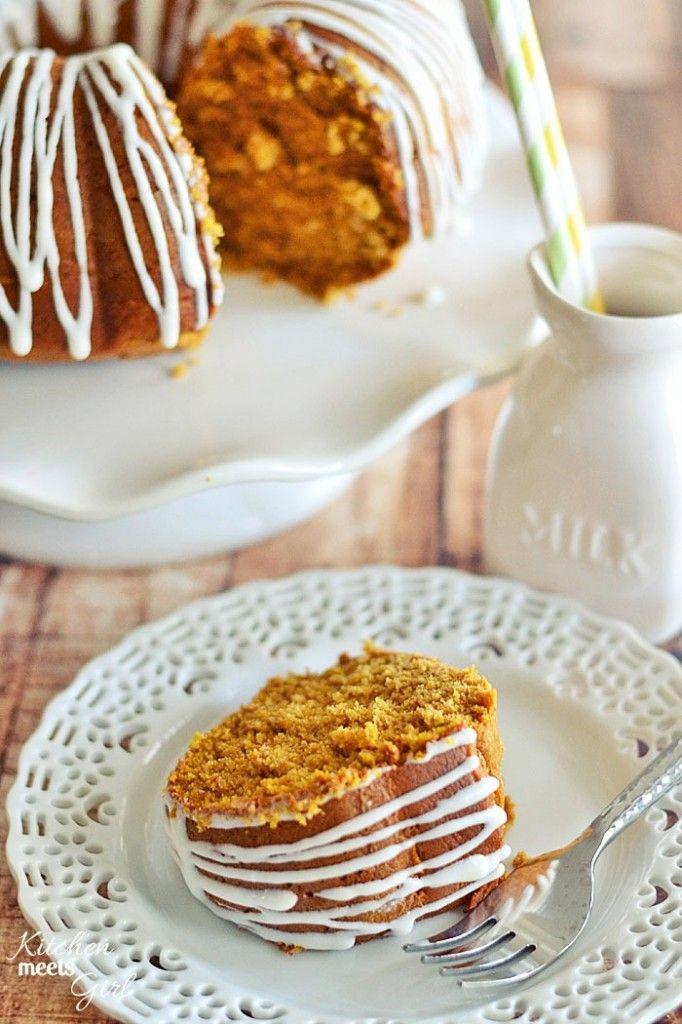 Pumpkin Spice Bundt Cake Recipe Evaporated milk