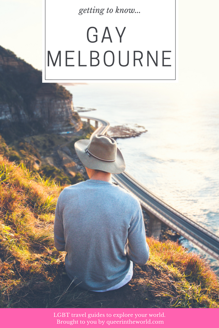 Gay travel melbourne