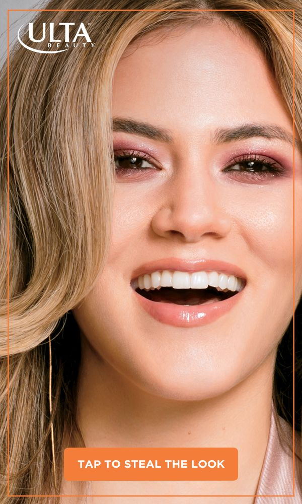 Experiment with the softer side of a smoky eye this spring