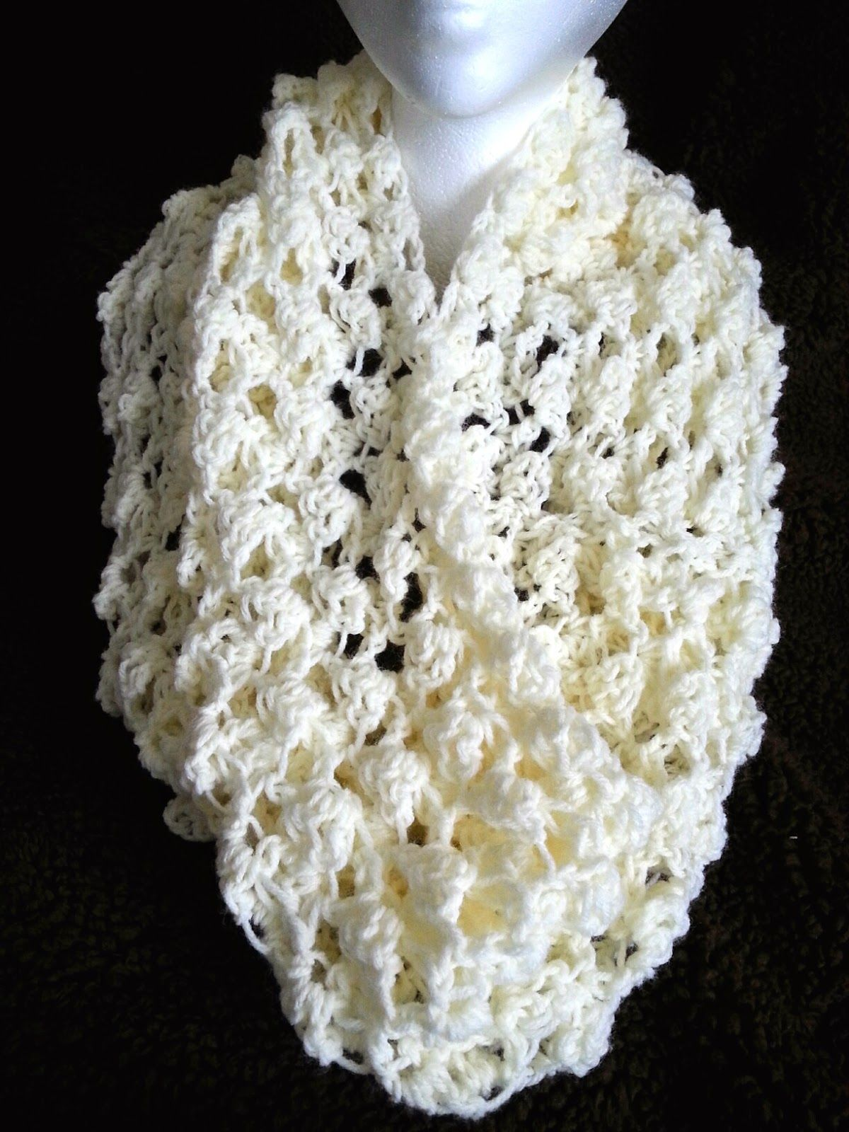Crystal Butterfly Creations: Free Easy Crochet Pattern for Lacy ...