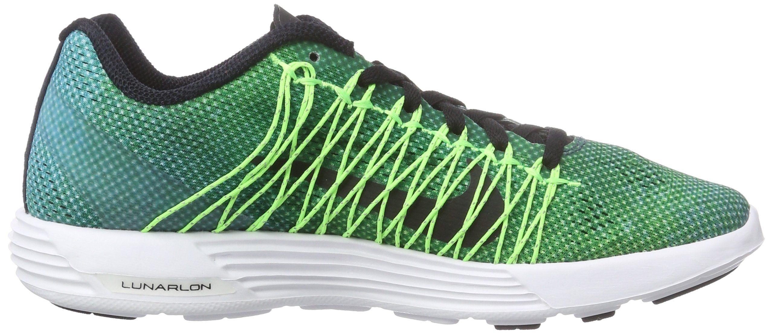 785df2ebd8ef NIKE Lunaracer 3 Womens Running Trainers 554683 Sneakers Shoes US 6 Light  Aqua Black Flash Lime