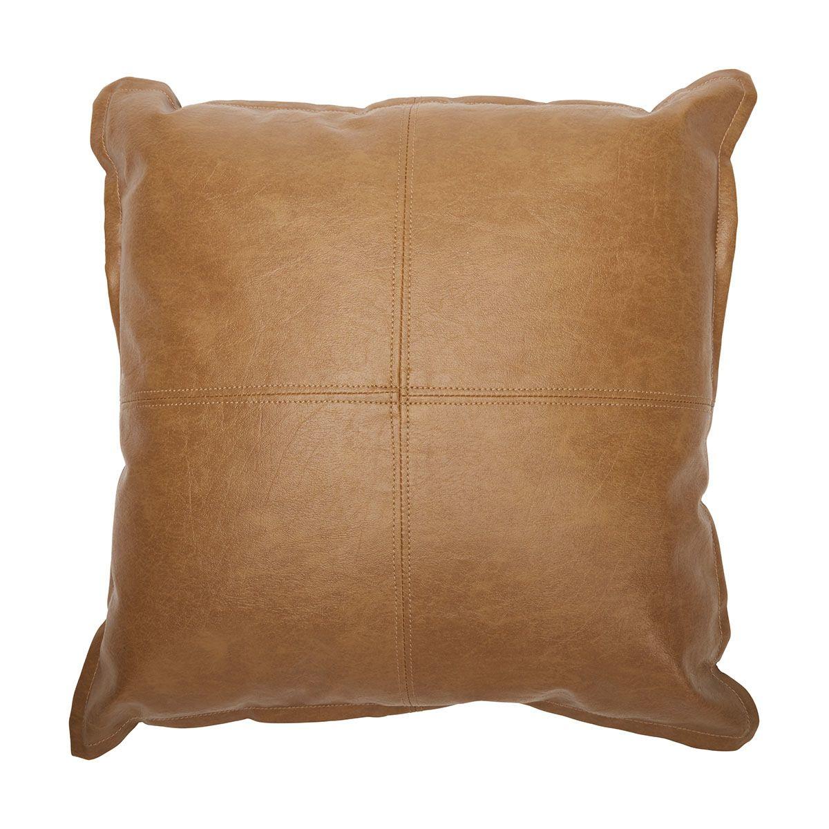 Harley Cushion Tan Kmart Kmart decor, Red pillows