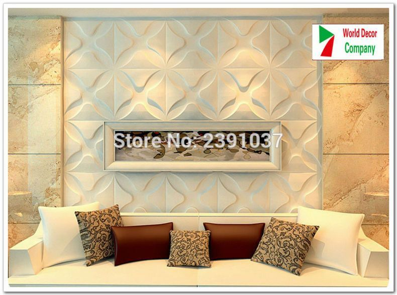 Buy Brand Design Europe Soundproof Decorative 3D Wall Panel For ...