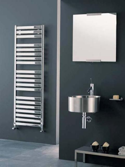 Radiadores-toalleros: calefacción elegante y funcional ...