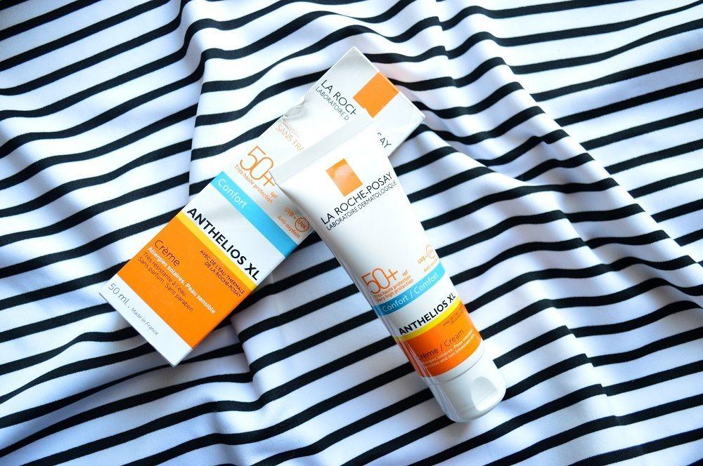#kamzakrasou #larocheposay #sun_cosmetics #cream #spf #sun_cream  LA ROCHE-POSAY komfortný krém na opaľovanie - KAMzaKRÁSOU.sk