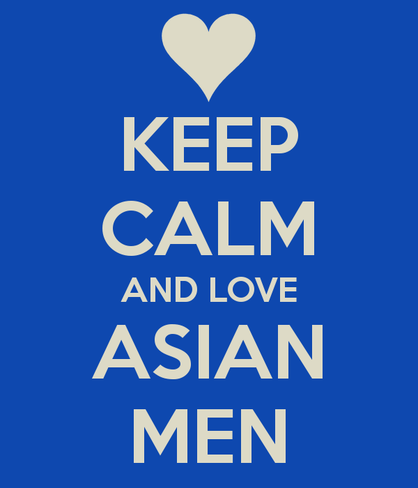 Men love asian why i Why Do