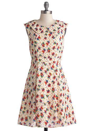 Refreshing Zephyr Dress, #ModCloth