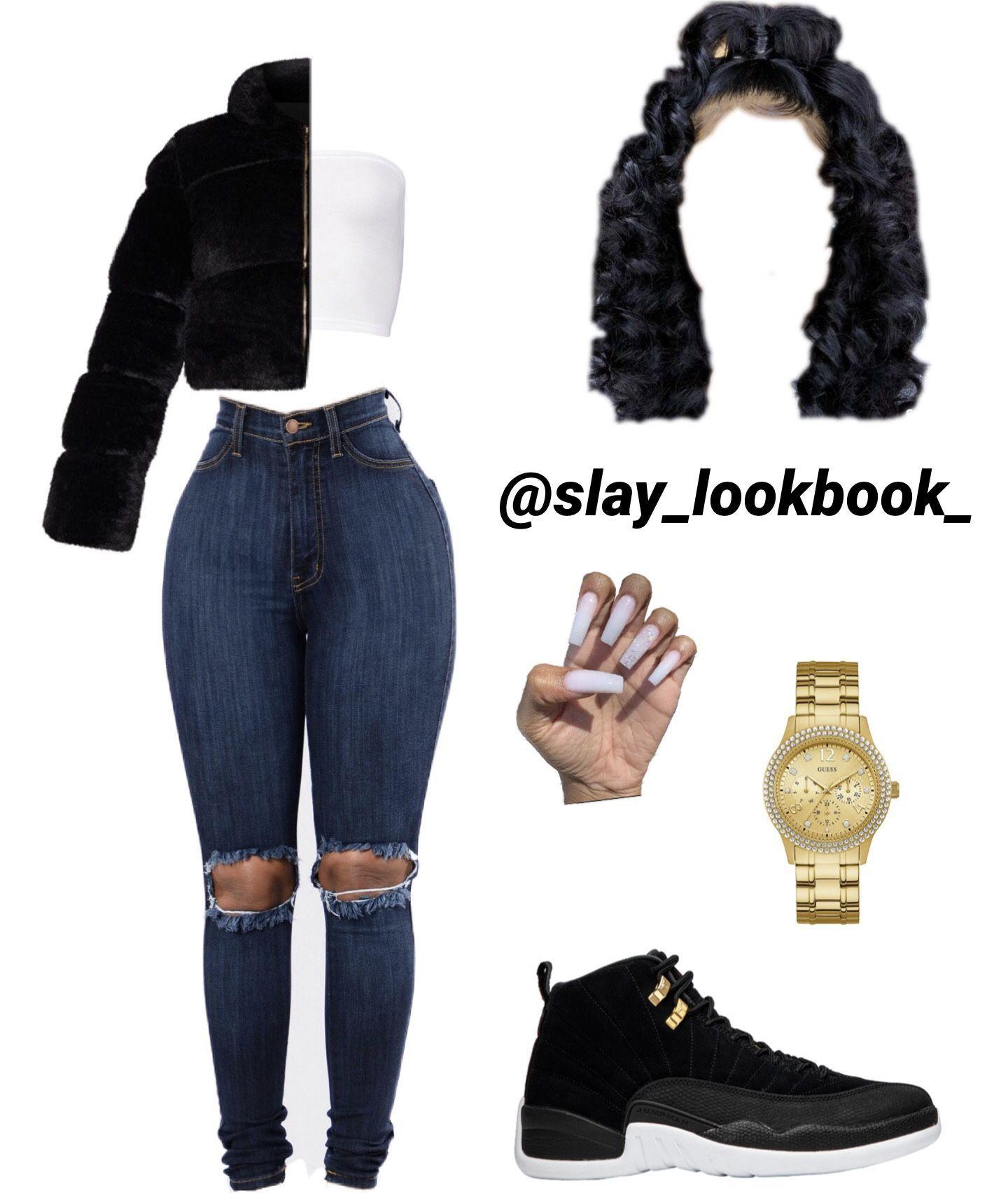 cute girl jordan outfits