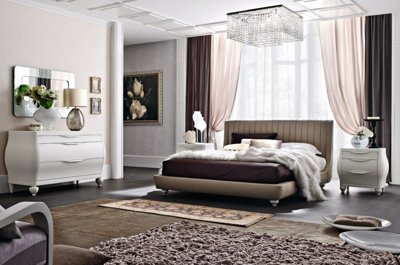 Le Fablier S.p.A. from Italy. Feminine Retreat. | Gorgeous Bedroom\'s ...