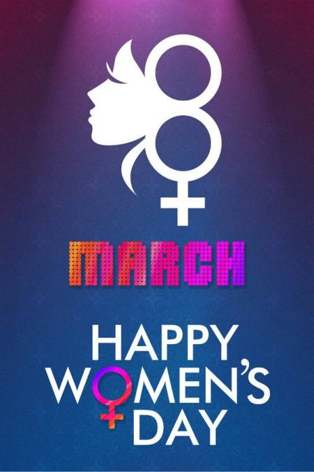 Happy International Women's Day ! March 8 • Elsoar | Projects to ...