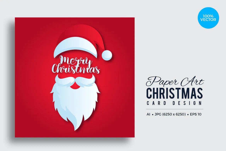 Merry Christmas Greeting Card Merry Christmas Card Greetings Christmas Greeting Cards Greeting Card Design