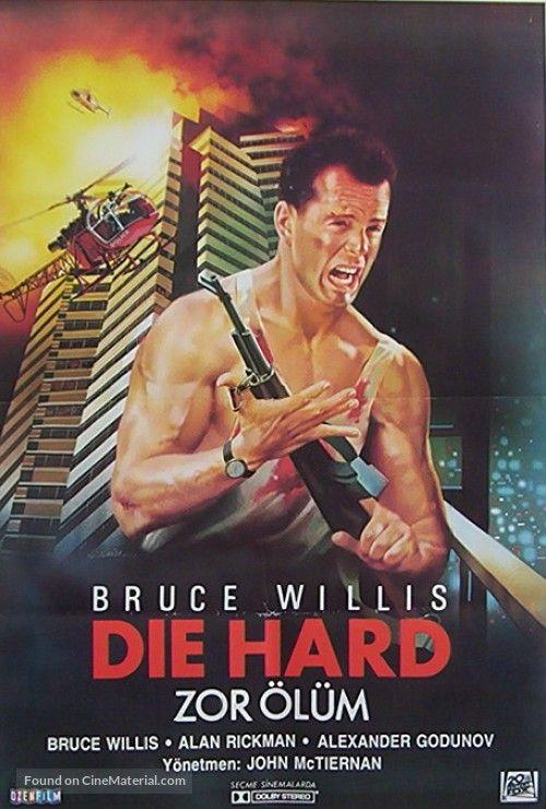 Die Hard Hard Movie Die Hard Bruce Willis