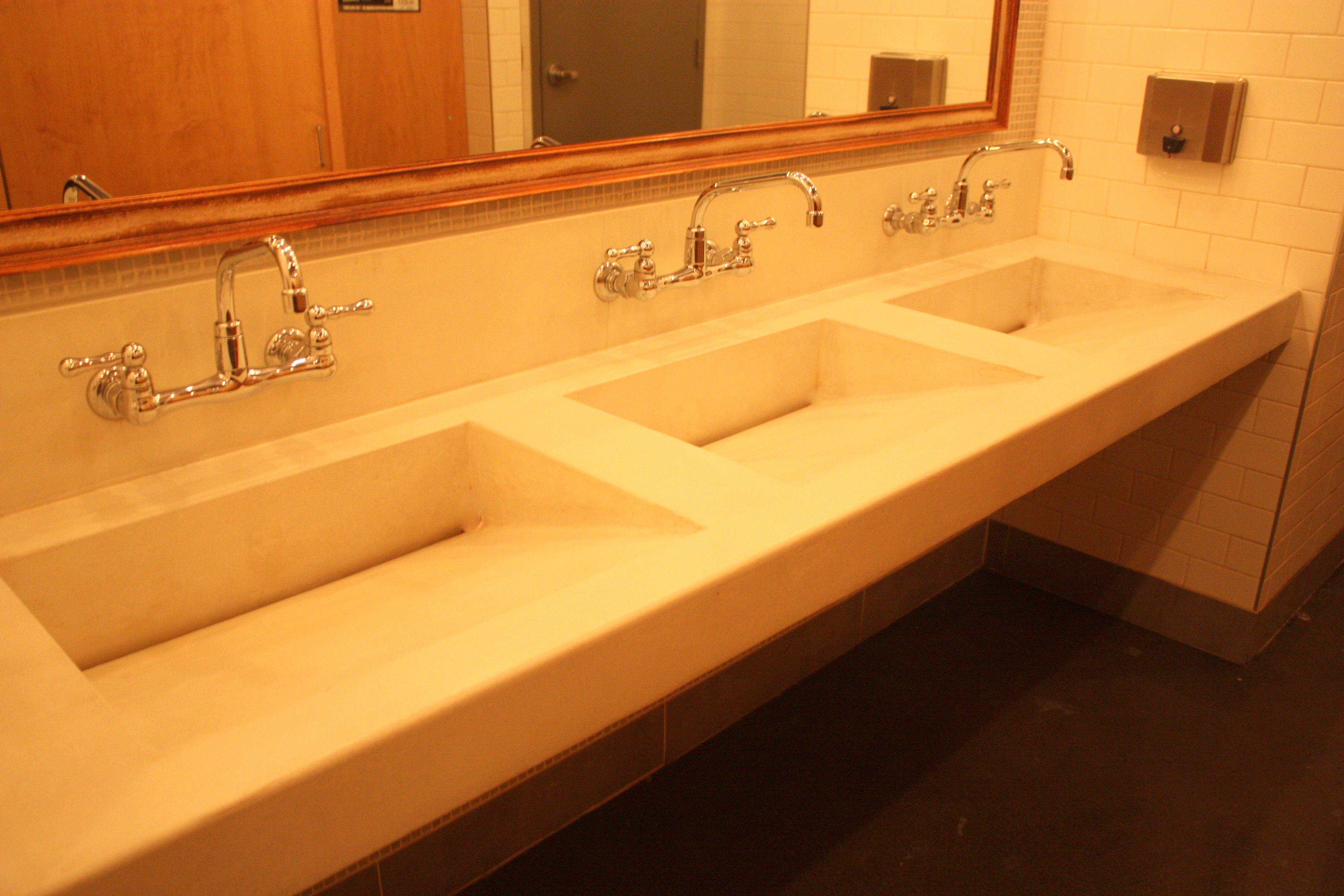 36++ Triple sink vanity model