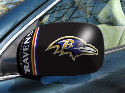 NFL – Baltimore Ravens Small Mirror Cover 1