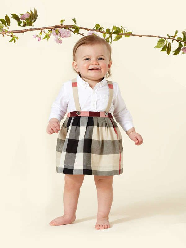 3e7e0297a0f0a Burberry Baby Clothes