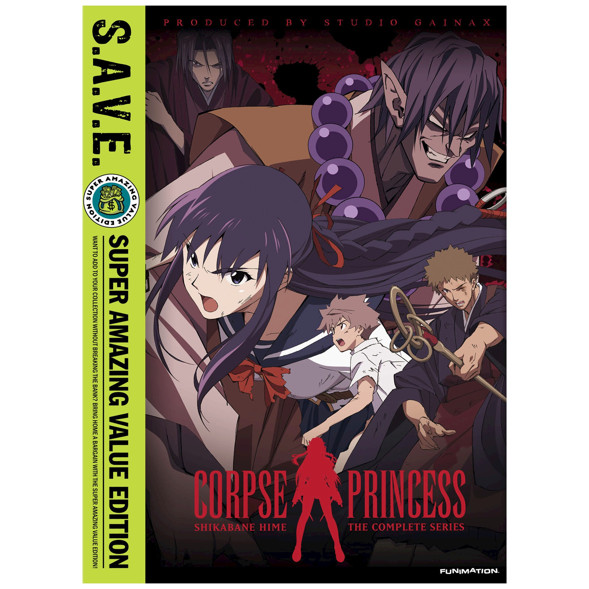 Corpse Princess The Complete Series Dvd In 2019 Products