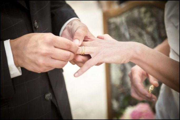 Wedding Ring Exchange Ideas