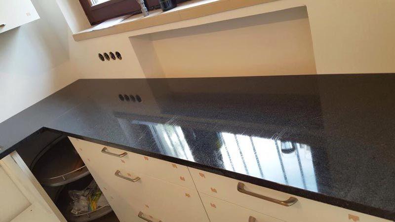 Lassen Sie sich von der Schönheit unser #Granit #Arbeitsplatte - arbeitsplatten granit küche