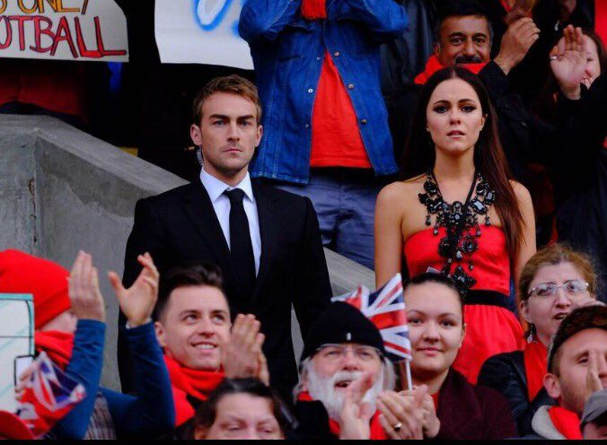"""Alexandra Park on Twitter: """"Season finale. Tomorrow night. @TheRoyalsOnE light me on fire and throw me in the river. (Reaction suggestions) https://t.co/ajwJksicrW"""""""
