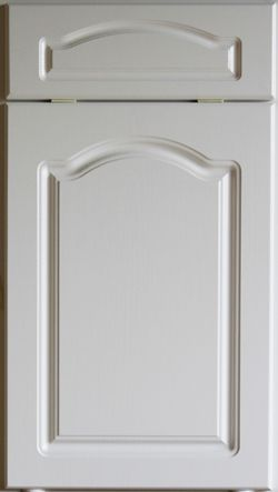 Single Cathedral Style Cabinet Door And Drawer From Http