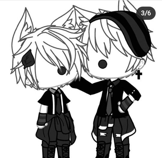 Pin By H O N E Y B U N Z On Oufits De Gacha Life Y Gacha Club In 2020 Cute Anime Chibi Anime Outfits Anime Poses Reference
