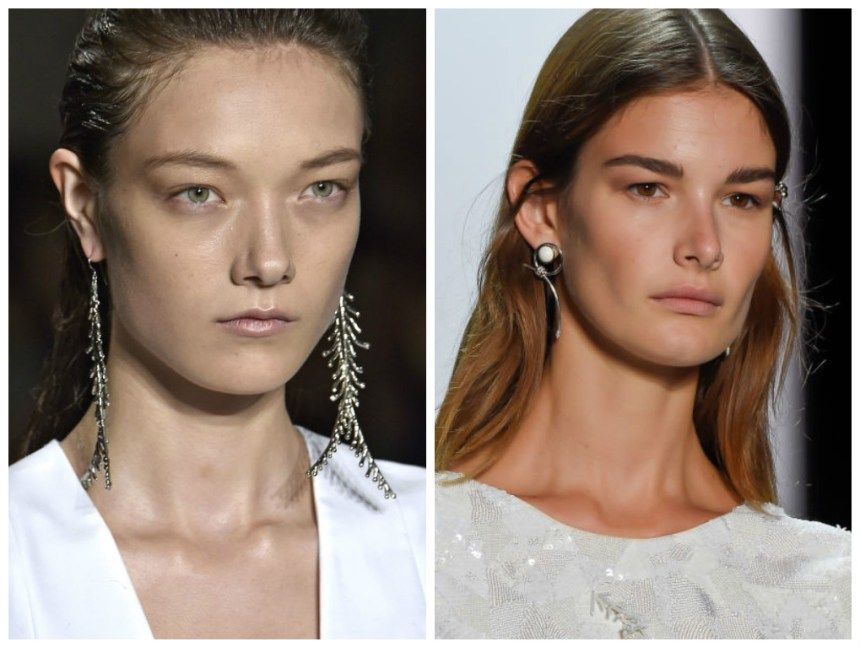 Tome and Prabal Gurung New York Fashion Week jewelry trends spring 2016 1