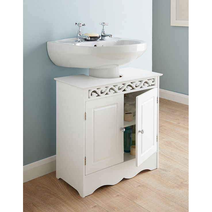 Camille Undersink Cabinet Bathroom storage furniture Bathroom