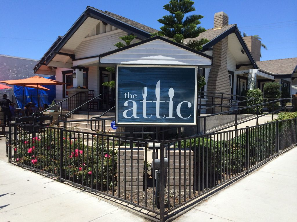 The Attic On Broadway With Images Beach Cocktails Beach Broadway