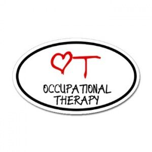 Occupational therapy?