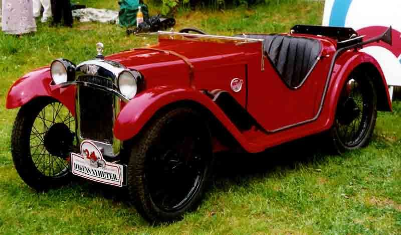 Austin Ulster Seater Sports Classic Marques Austin