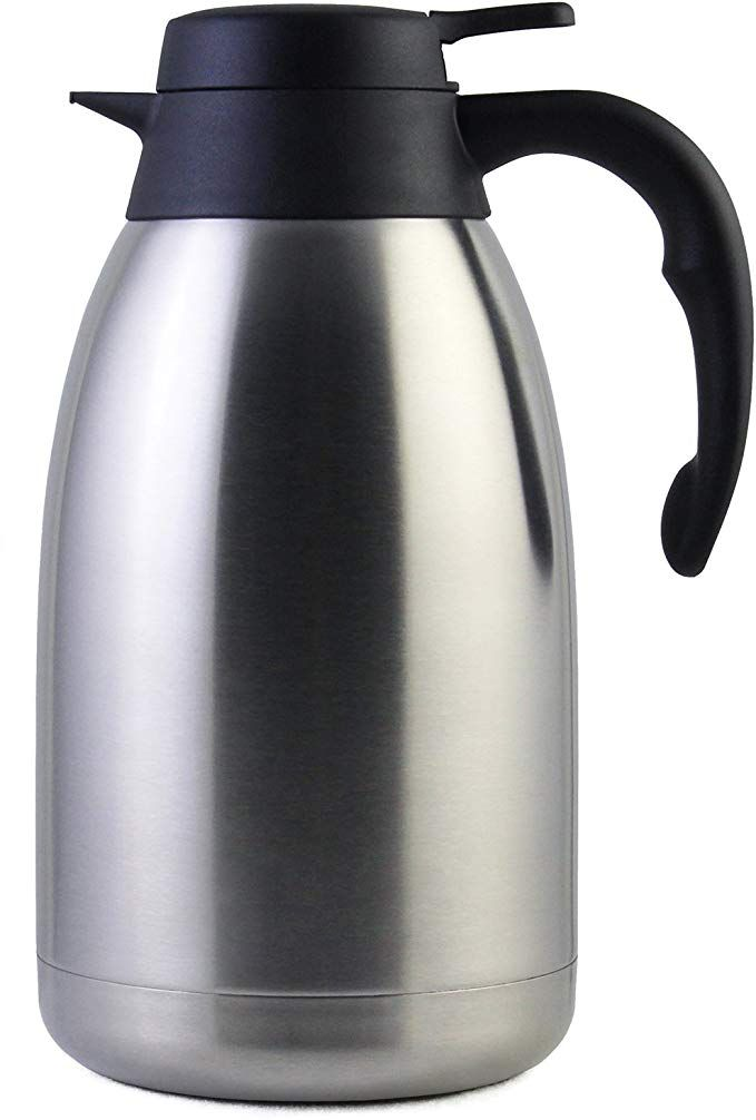 Keurig 2.0 Thermal Coffee Carafe Double-Walled Vacuum-Insulated Stainless Steel