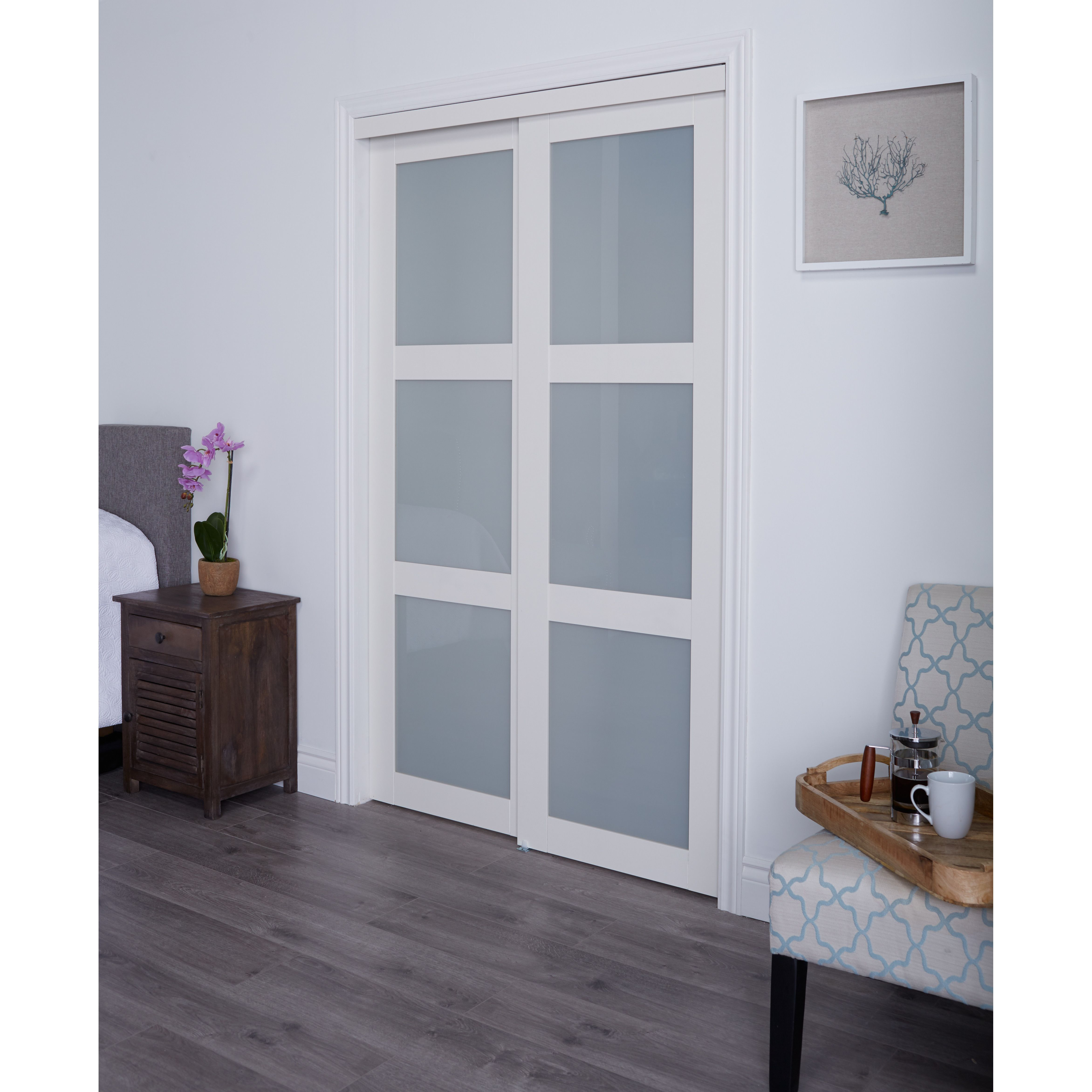 Glass Sliding Closet Doors Sliding closet doors, French