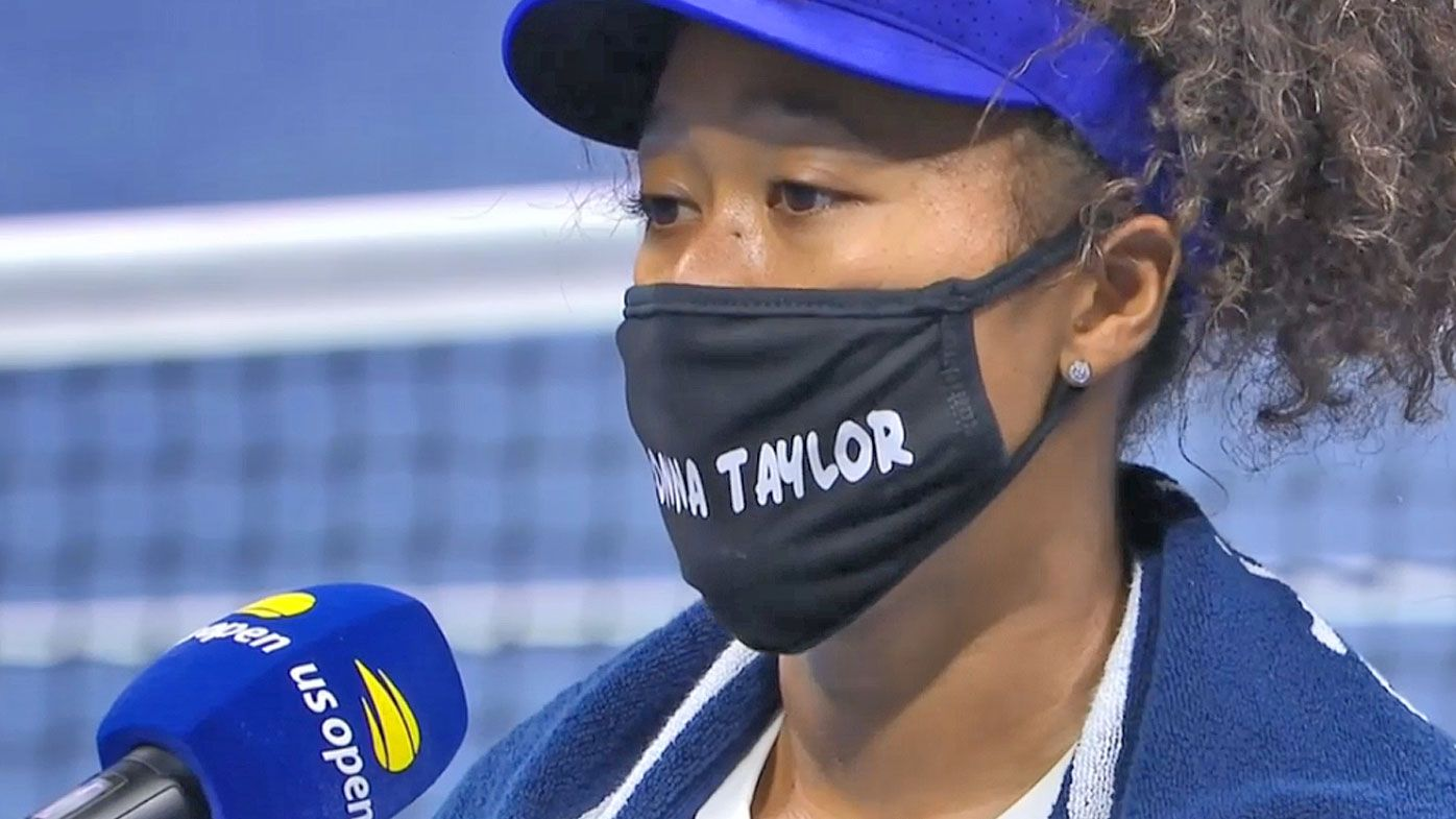 How Osaka Turned Heads With Us Open Protest In 2020 Black Lives Matter Movement Play Tennis Black Lives