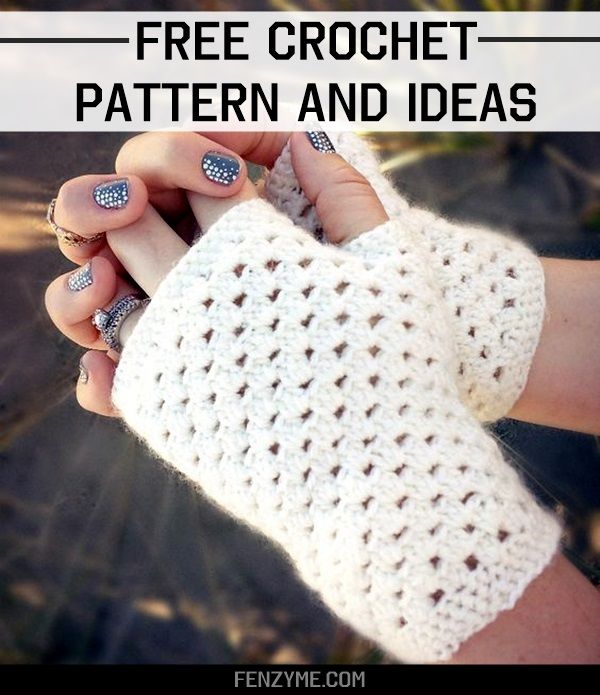 Creative 25 Free Crochet Pattern And Ideas You\'ll Love To Try ...