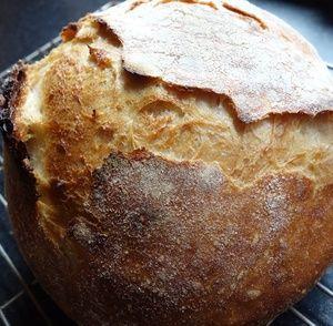 Make a (Almost) No Effort Loaf!